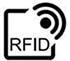 Logotipo de RFID Ready