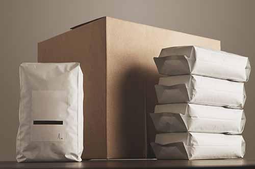 Etiquetado automático de cajas y sacos